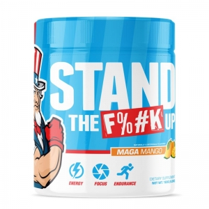 Stand The F%#k Up Liberty Labz Pre-Workout