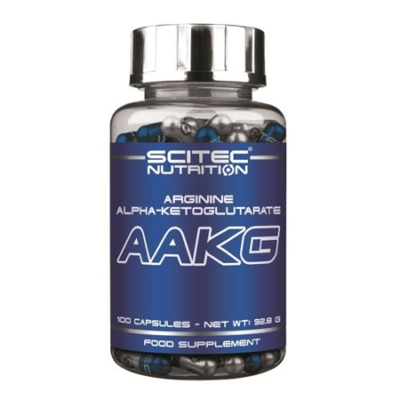 Scitec Nutrition AAKG Arginine-Alpha-Ketoglutarate- 100 Kapseln