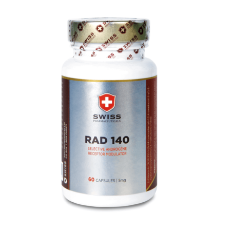 Swiss Pharmaceuticals RAD-140