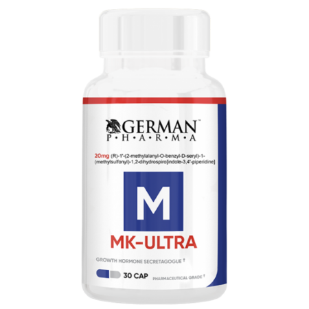 German Pharmaceuticals MK-ULTRA