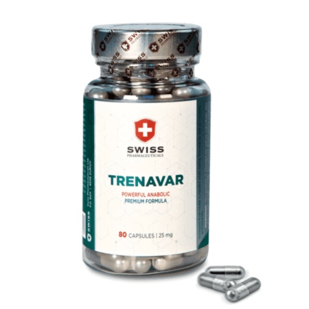 Swiss Pharmaceuticals TRENAVAR