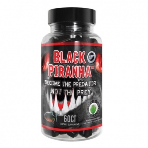 Black Piranha DMAA Hi-Tech Pharmaceuticals