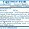 Hi-Tech Pharmaceuticals OSTEO-RX Inhaltsstoffe : Facts