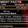Innovative Labs Helladrol Inhaltsstoffe : Facts