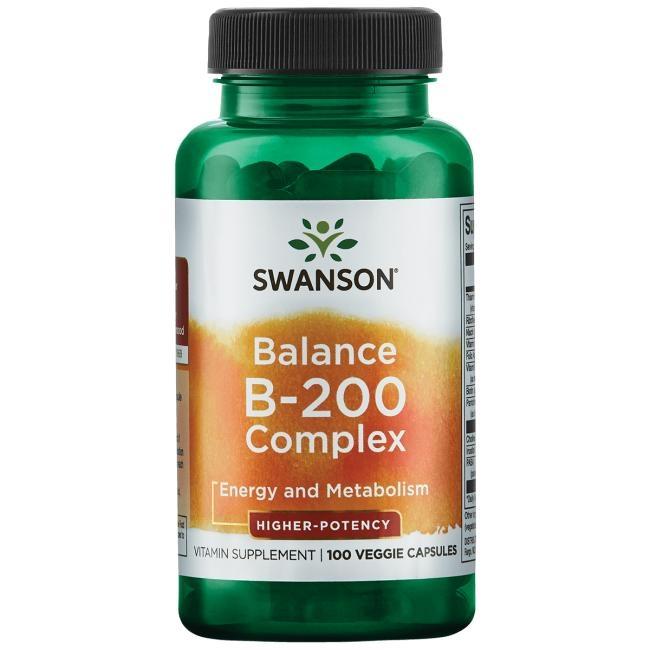 Swanson Balance B-200 Complex 100 Kapseln