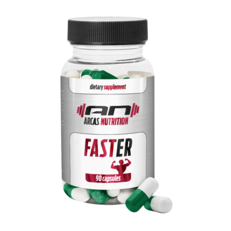 FASTER von ARCAS Nutritionist ein Prohormon-Mix speziell für Ausdauersportler. Die selbe Wirkung wie EPO