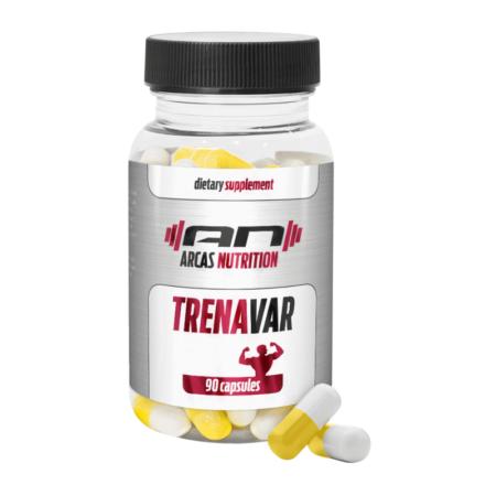 TRENAVAR von ARCAS Nutrition ist ein Prohormon, dass dem anabolen Steroid Trenbolon sehr ähnlich ist.