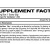 APS Nutrition Creatin Monohydrat 500g Pulver Inhaltsstoffe Facts