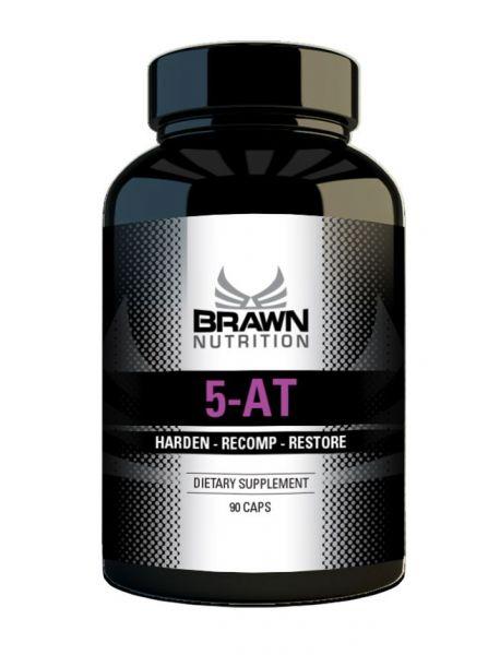 5-AT von Brawn Nutrition ist ein Anti-Cortisol Supplement, dass den Cortisolspiegel im Körper reguliert.
