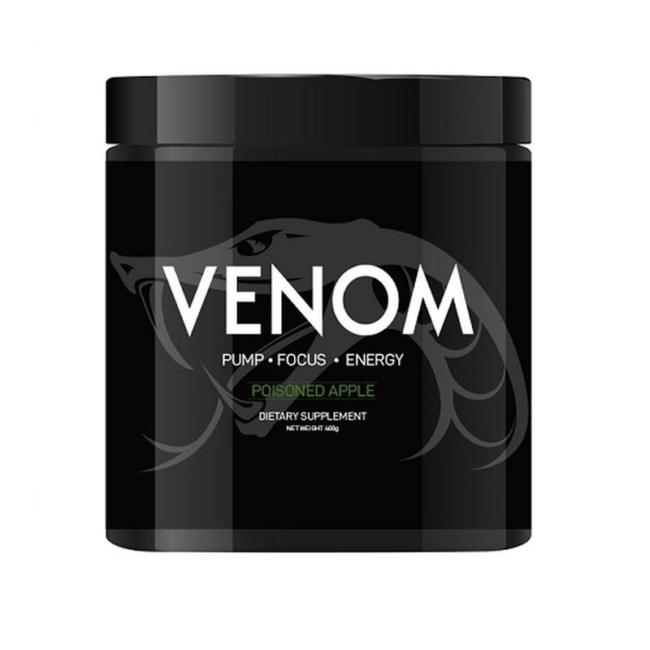 Venom von Brawn Nutrition mit DMHA für mehr Kraft, Leistung, Muskelaufbau und krasse Trainingseinheiten.