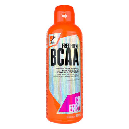 Extrifit BCAA Liquid 1000ml mit 80000mg