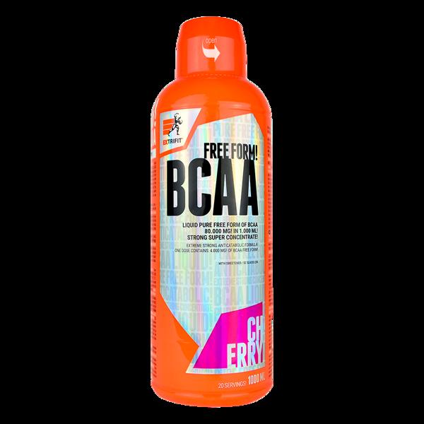 Extrifit BCAA Liquid 1000ml mit 80000mg