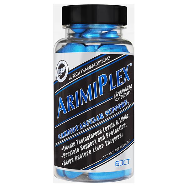 ArimiPlex von Hi-Tech Pharmaceuticals  ist ein Post Cycle Therapie PCT Produkt nach einer Steroide Kur