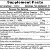 Hi-Tech Pharmaceuticals Arimiplex Inhaltsstoffe ingredients nach einer Prohormon Kur