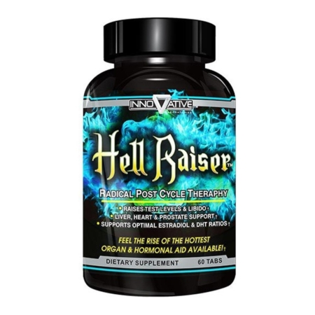Hell Raiser PCT von Innovative Labs ist das beste Post Cycle Therapy Supplement auf dem Markt.