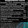 Innovative Labs Hell Raiser PCT Inhaltsstoffe Facts Post Cycle Therapy Produkt
