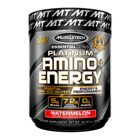 MuscleTech Platinum Amino Energy BCAA Matrix