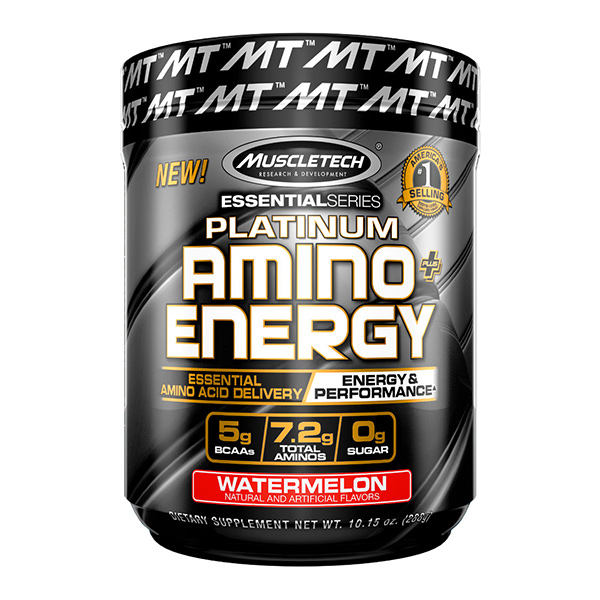 MuscleTech Platinum Amino Energy BCAA Matrix