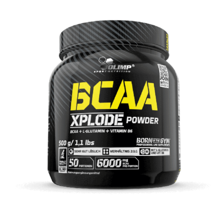 Olimp BCAA Xplode 500g Powder