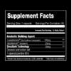 Killer Labz LAXOBULK Inhaltsstoffe Facts