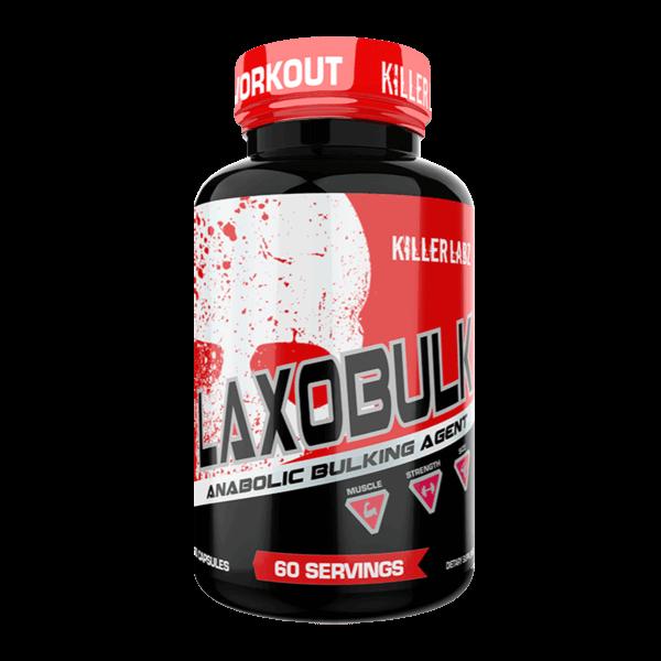 Killer Labz LAXOBULK Testosteron Booster