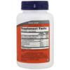 NOW Foods 5-HTP 200 mg 120 Veg Kapseln Inhaltsstoffe Facts