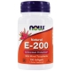 NOW Foods Vitamin E-200 Natural 100 Softgels