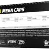Olimp HMB 1250 Mega Caps Inhaltsstoffe Facts