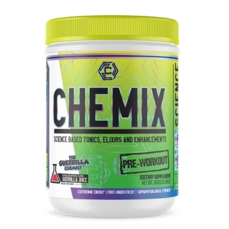 The Guerrilla Chemist's Chemix 300g Pre-Workout Booster