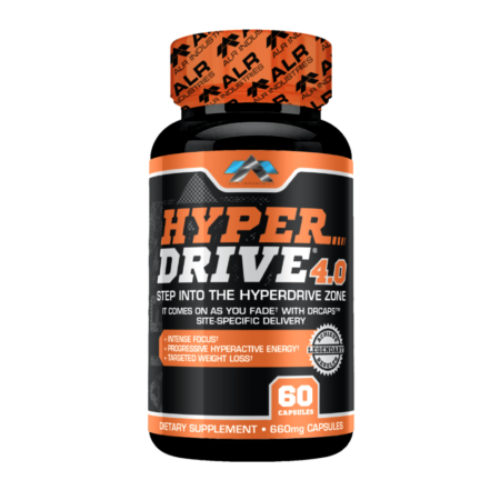 ALR Industries Hyperdrive 4.0 Fatburner