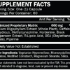 ALR Industries Hyperdrive 4.0 Inhaltsstoffe Facts