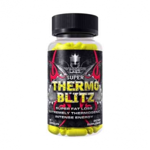 Super Thermo Blitz DMAA Warrior Labz