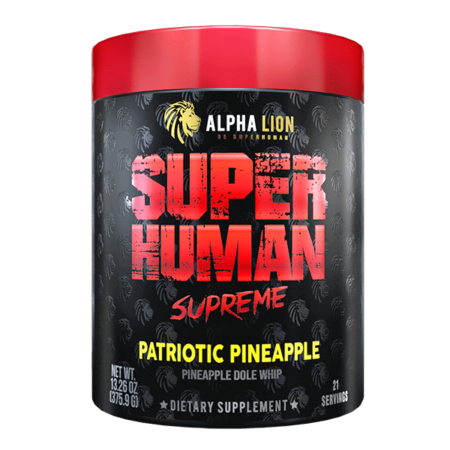 Alpha Lion SuperHuman Supreme STIM Booster