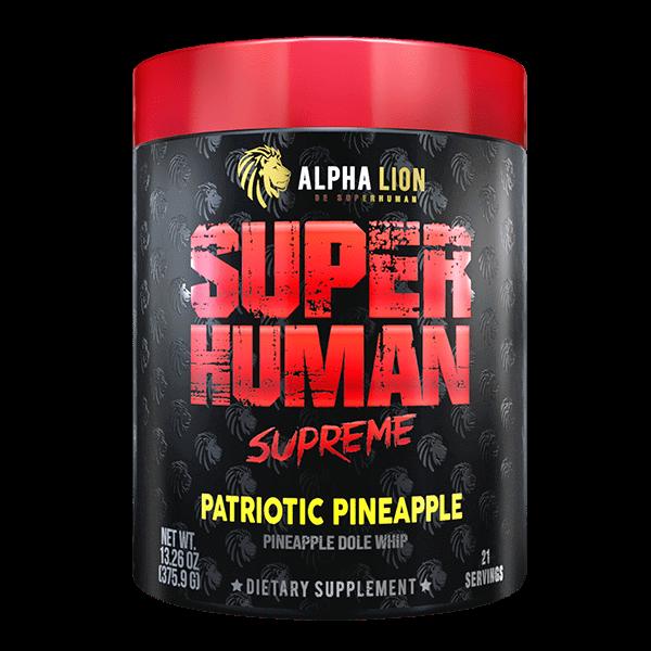 Alpha Lion SuperHuman Supreme STIM Booster