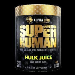 SuperHuman DMHA Alpha Lion