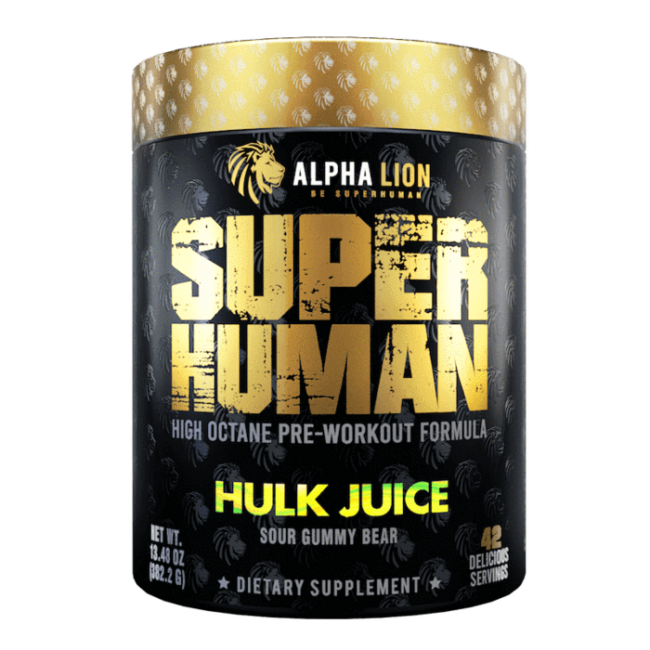 Alpha Lion Superhuman DMHA