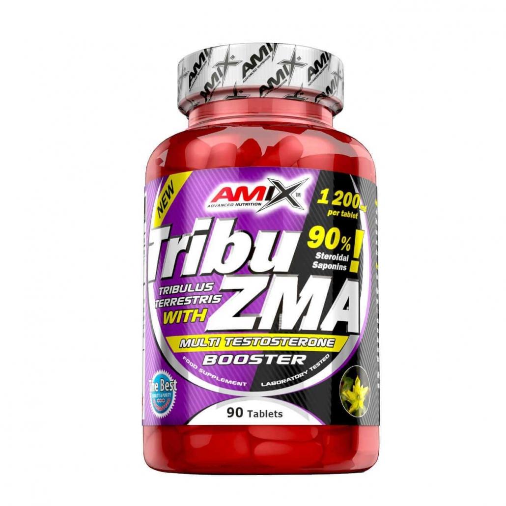 Amix Nutrition Tribu ZMA Testosteron Booster