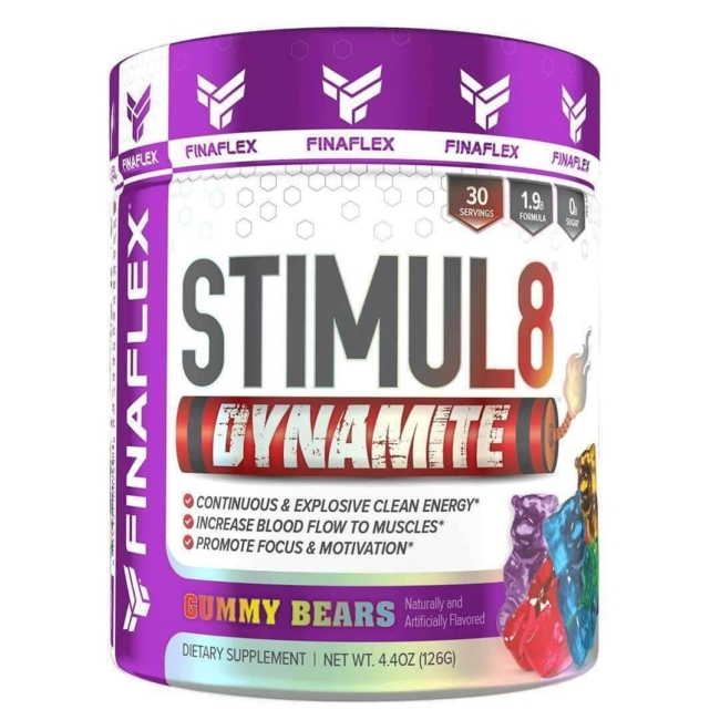 FINAFLEX Stimul8 Dynamite DMHA