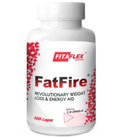 FitaFlex Nutrition FatFire DMAA