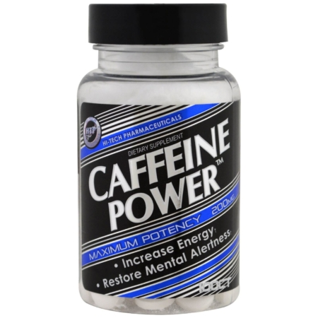 Hi-Tech Pharmaceuticals CAFFEINE POWER