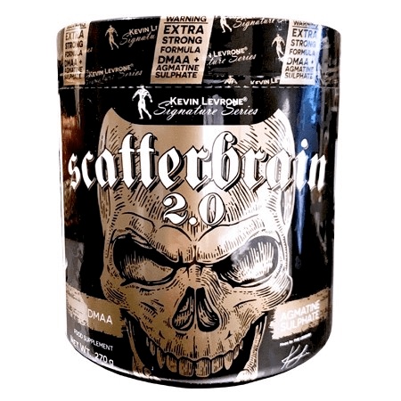 Kevin Levrone Scatterbrain 2.0 DMAA Pre-Workout Booster