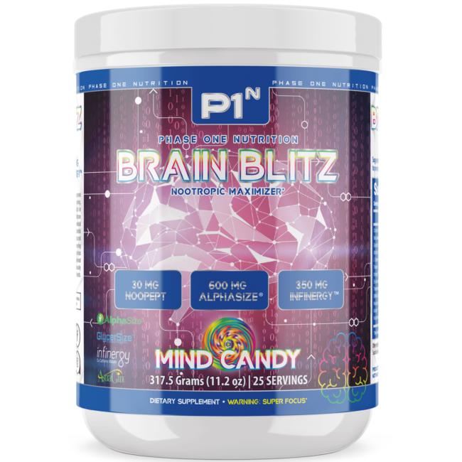 Phase One Nutrition Brain Blitz DMHA
