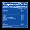 Phase One Nutrition Brain Blitz DMHA Inhaltsstoffe Facts
