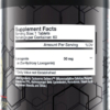 Sparta Nutrition Laxo-50 Inhaltsstoffe Facts