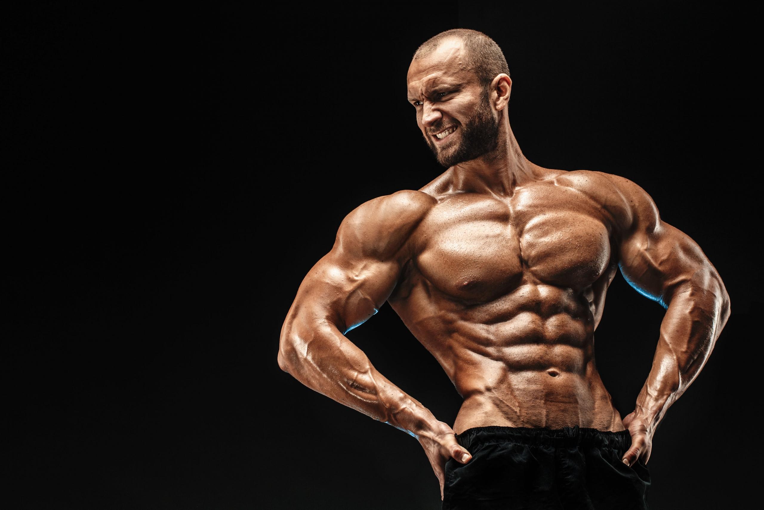 Was sind Testosteron Booster und wie wirken sie? Testosteron für Muskelaufbau und Muskelwachstum