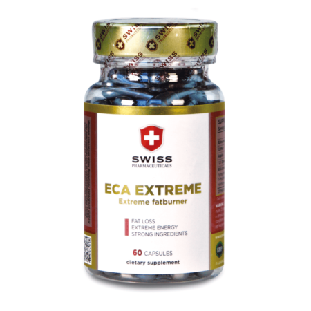 Swiss Pharmaceuticals ECA EXTREME ECA STACK