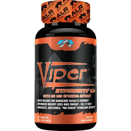 ALR Industries Viper Hyperdrive® 5.0+ DMAA