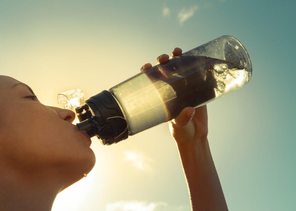 Abnehmtipp #4: Viel Wasser trinken