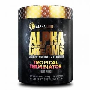Alpha Lion Alpha Dreams