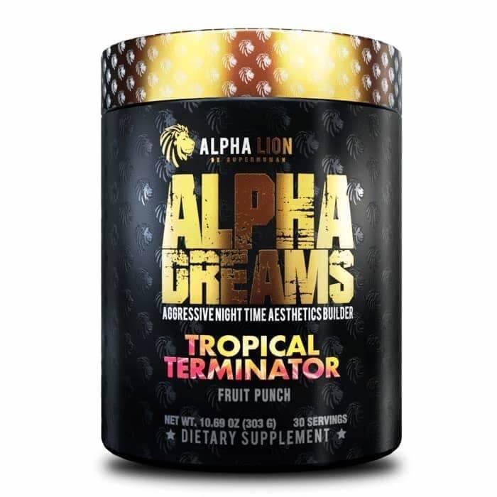 Alpha Lion Alpha Dreams Trainingsbooster